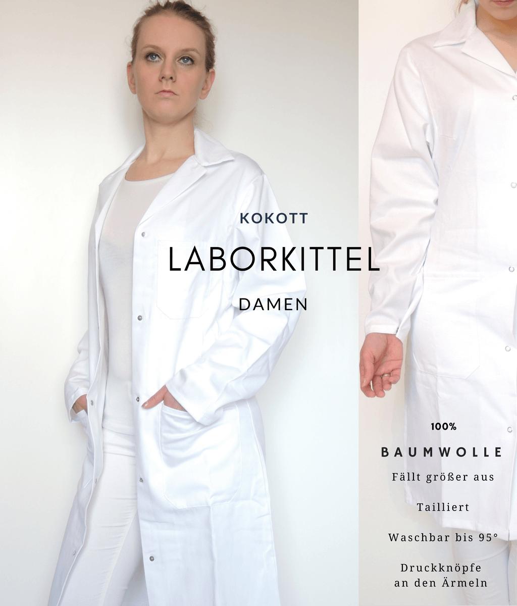 Kokott-Laborkittel-Labormantel-Damen-Tailliert
